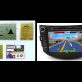 サムスンSDI社 LCDパネル及びモジュール